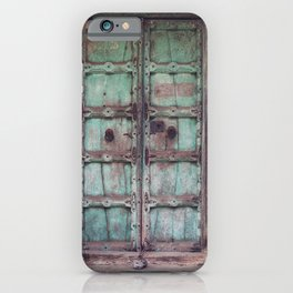 Doors Of India 3 iPhone Case