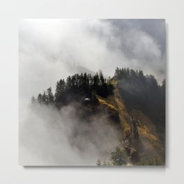 Saddle Mountain Metal Print