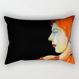 LA BELLADONNA Rectangular Pillow