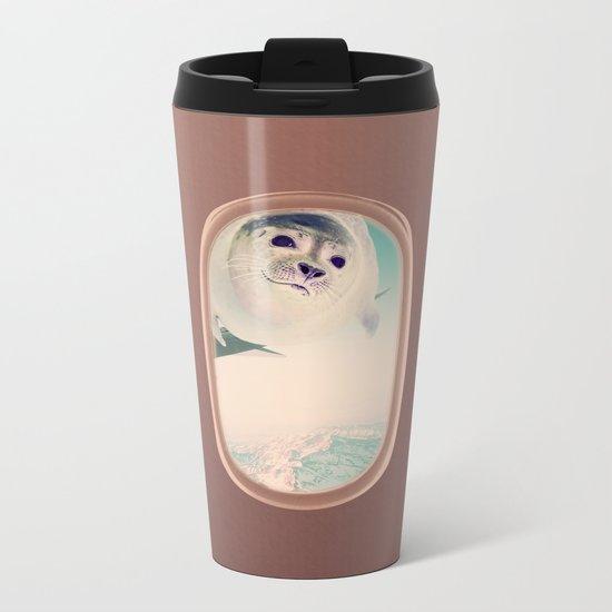 Hai Metal Travel Mug