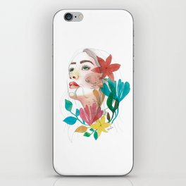 Maggie iPhone Skin