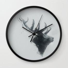 Fumes#15 Wall Clock