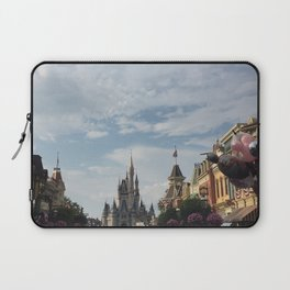 The Happiest Place Laptop Sleeve