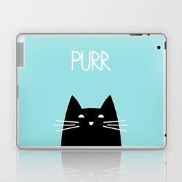 Purr Laptop & iPad Skin