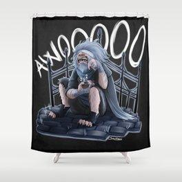 Awooooo Shower Curtain
