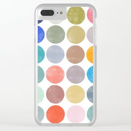 colorplay 19 Clear iPhone Case