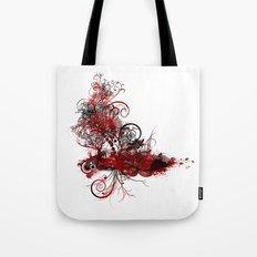 Botanical Dimensions Tote Bag