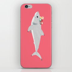 Cute White iPhone & iPod Skin