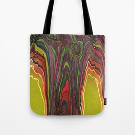 Potency of the Nectar (Secret Message) Tote Bag