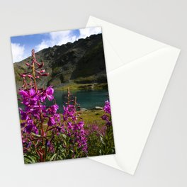 Fireweed - Hatcher Pass Alaska Stationery Cards