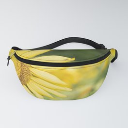 The Color of Sunflowers Fanny Pack