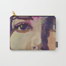 'I AM' by Lesley Morrow Carry-All Pouch