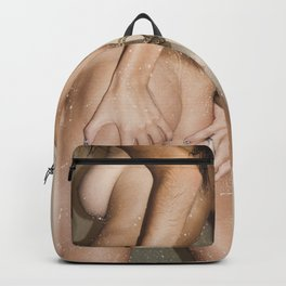 Female Form 27 Backpack