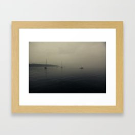 The Fade #3 Framed Art Print