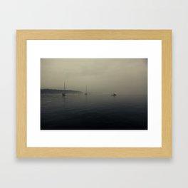 The Fade #3 Framed Art Print