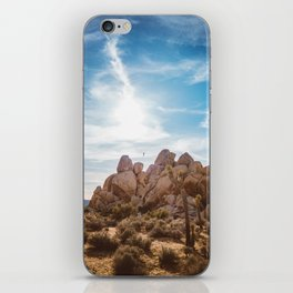 Joshua Tree National Park VIII iPhone Skin