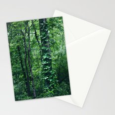 A Tree Grows in the Woods Stationery Cards