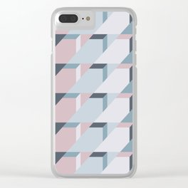 Nordic Winter #society6 #nordic #pattern Clear iPhone Case