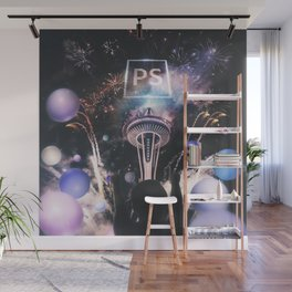 YOUR OWN WORLD Wall Mural