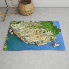 Rock Island Rug