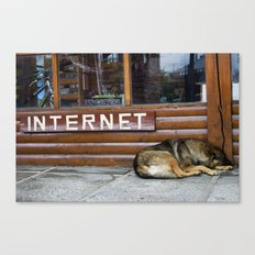Get Connected Canvas Print