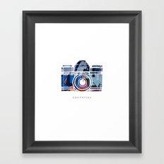 Contaflex Framed Art Print