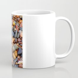 Beach Stones Along Lake Superior Coffee Mug