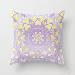 Mandala my new creation XVII Throw Pillow