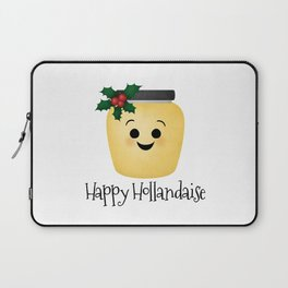 Happy Hollandaise Laptop Sleeve