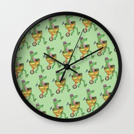 Got Places to Be! Wall Clock