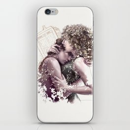 Among The Stars iPhone Skin