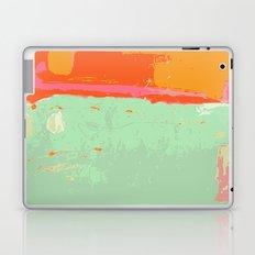 Infinity abstract art print pastel color Laptop & iPad Skin