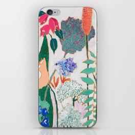 Speckled Garden iPhone Skin