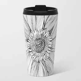 Asteraceae Travel Mug