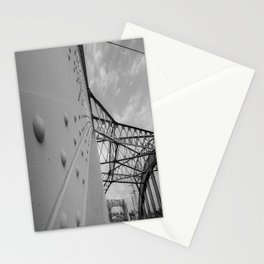 The Arches - Sixth Street Viaduct Bridge - LA 01/30/2016 Stationery Cards
