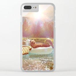 ataraxia Clear iPhone Case