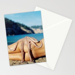 Octopussy Stationery Cards