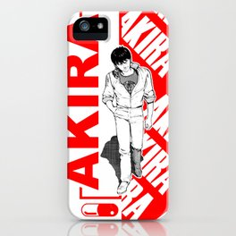 Kaneda Red iPhone Case