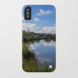 Sence Vally, Ibstock iPhone Case