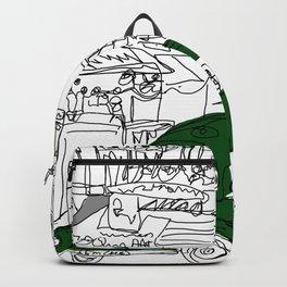 1960s Saigon Backpack