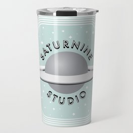 Saturnine Studio Logo Travel Mug