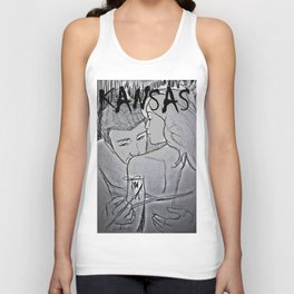 Grown Woman Business #1 (Muse collection)  Unisex Tank Top