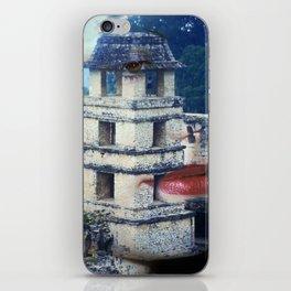 Chiapas Vision iPhone Skin