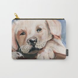 Puppy Touchdown Carry-All Pouch