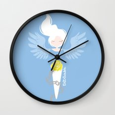 Endometriosis & Depression - Commissioned Work Wall Clock