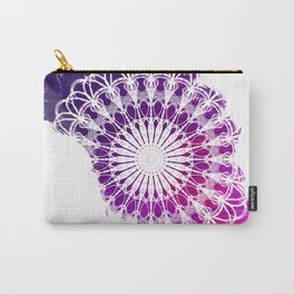watercolor mandala 01 Carry-All Pouch