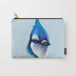The Blue Jay Carry-All Pouch