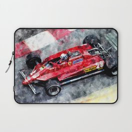 Didier Pironi Laptop Sleeve