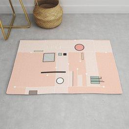 Summer Maxi-minimalism Rug