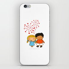 Sweet Valentine iPhone & iPod Skin